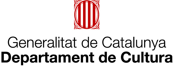logotip departament cultura