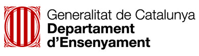logotip departament ensenyament